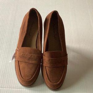 Chestnut Brown Loafer